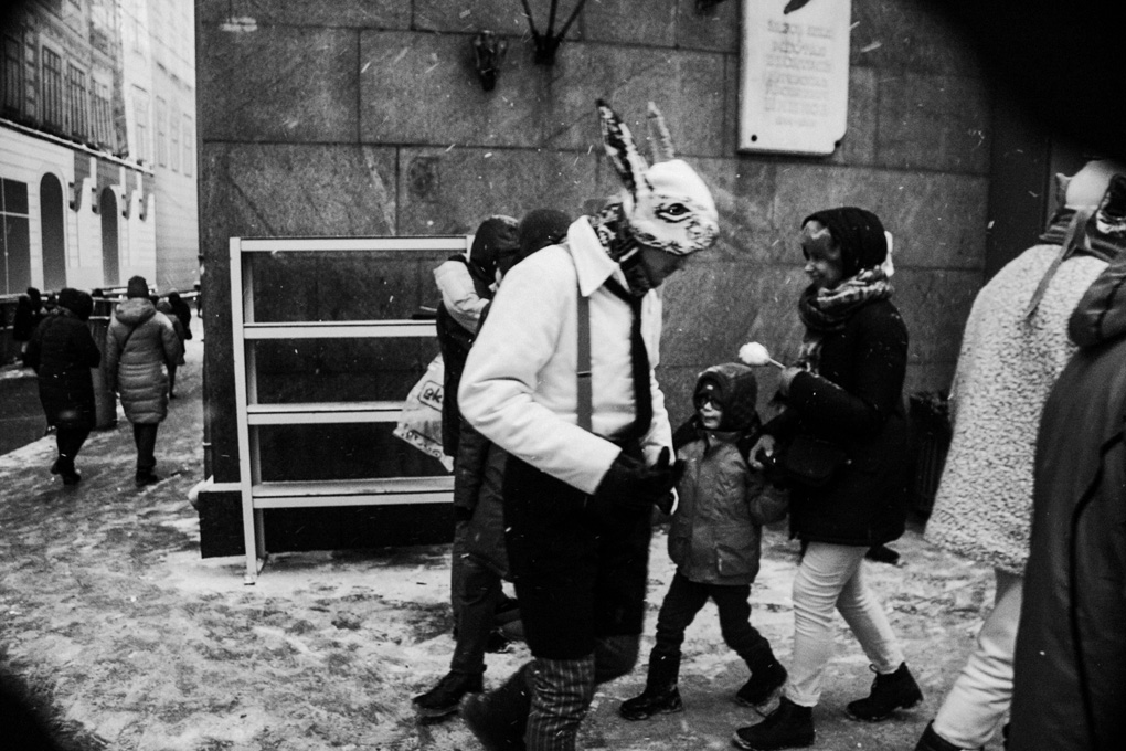 """Артем Новиков (Москва) - Москва, фестиваль """"Путешествие в Рождество"""""""
