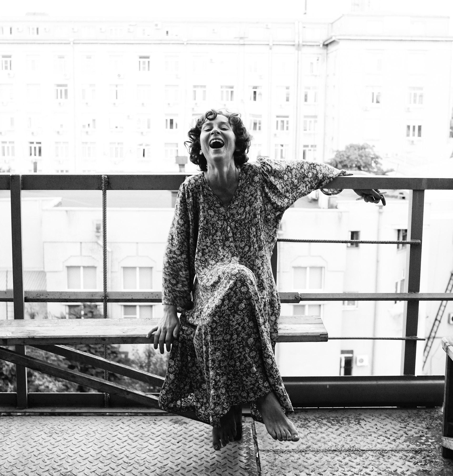 Виктория Визирякина (Краснодар) - Актриса Алла Мосолова