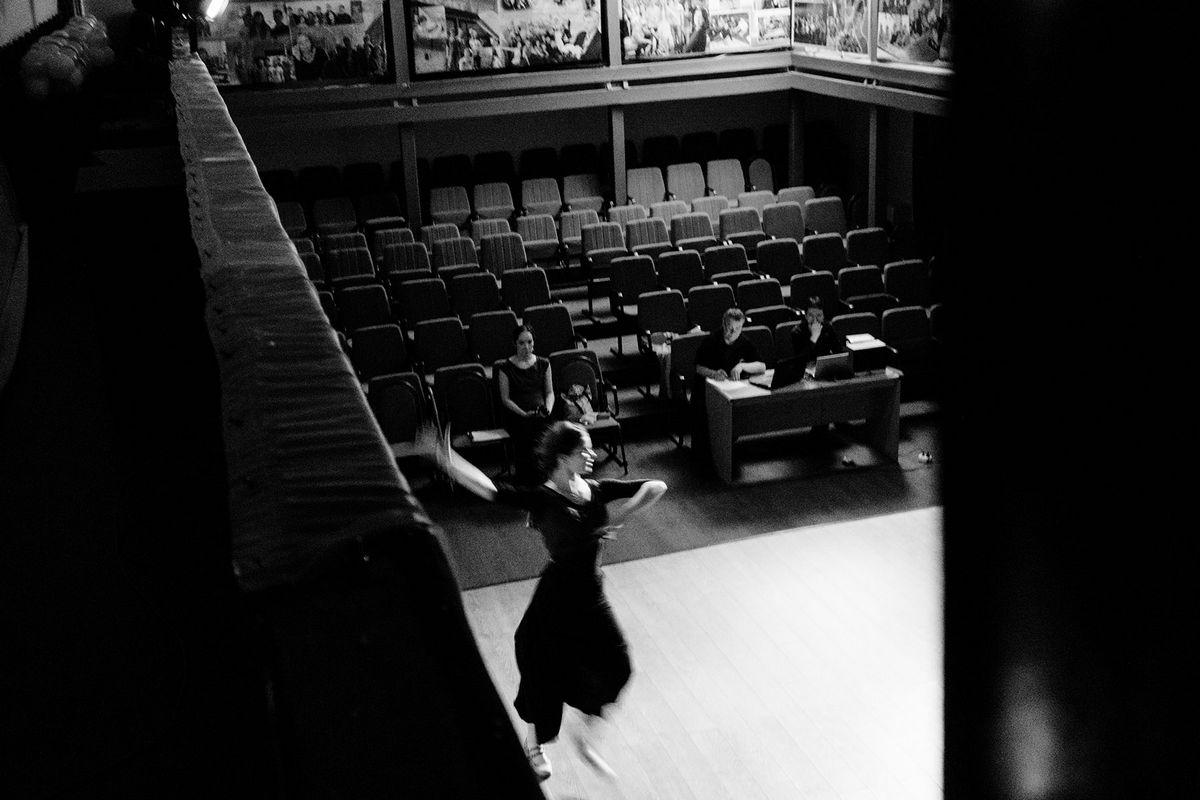 Дорофеев Павел (Иркутск). Ирина Тарасова, Иркутский театр Александра Гречмана