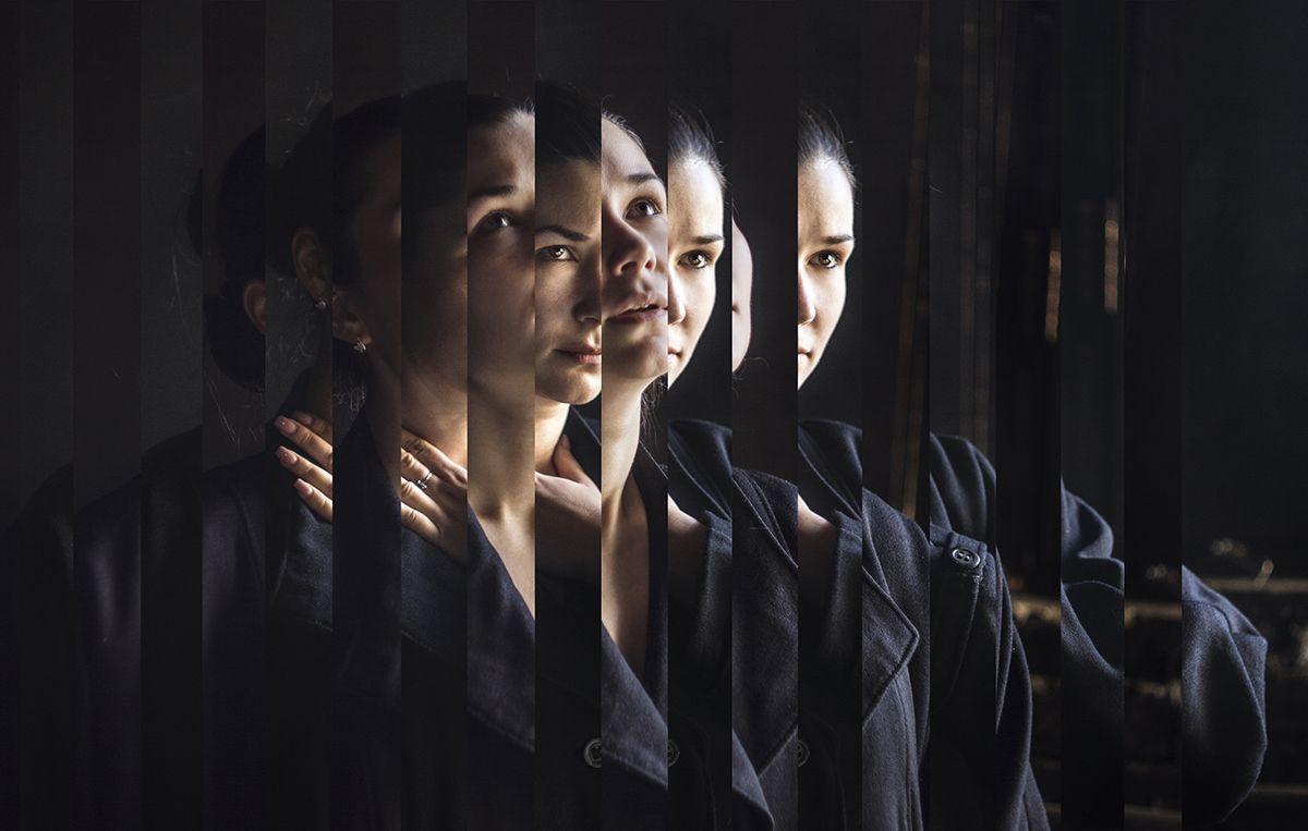 Чалая Анастасия (Краснодар). Серия Crassus risus, портреты актеров Одного театра