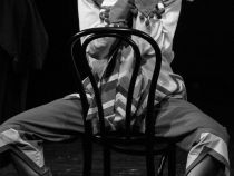 Лариса Алексеева (Москва). Театр имени Евгения Вахтангова. Спектакль «Нижинский. Гениальный идиот», Аделина Гизатуллина