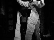 Лариса Алексеева (Москва). Театр имени Евгения Вахтангова. Спектакль «Нижинский. Гениальный идиот», Ян Гарахманов