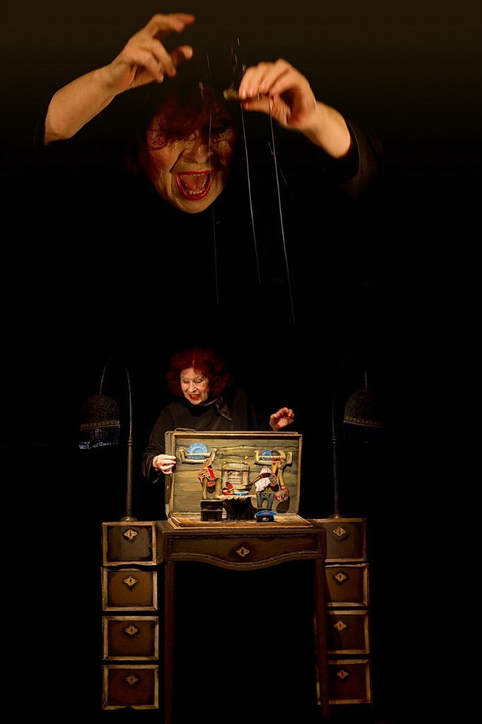 Краевой театр кукол